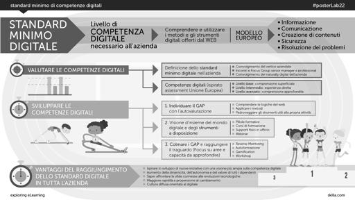 Standard minimo di competenze digitali